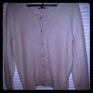 XL APT. 9 Button up sweater